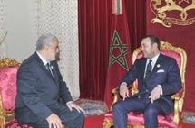 لقاء بن كيران بالملك محمد السادس