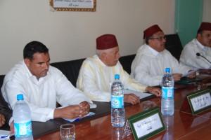 عامل زاكورة في لقاءات تواصلية مع ساكنة الإقليم
