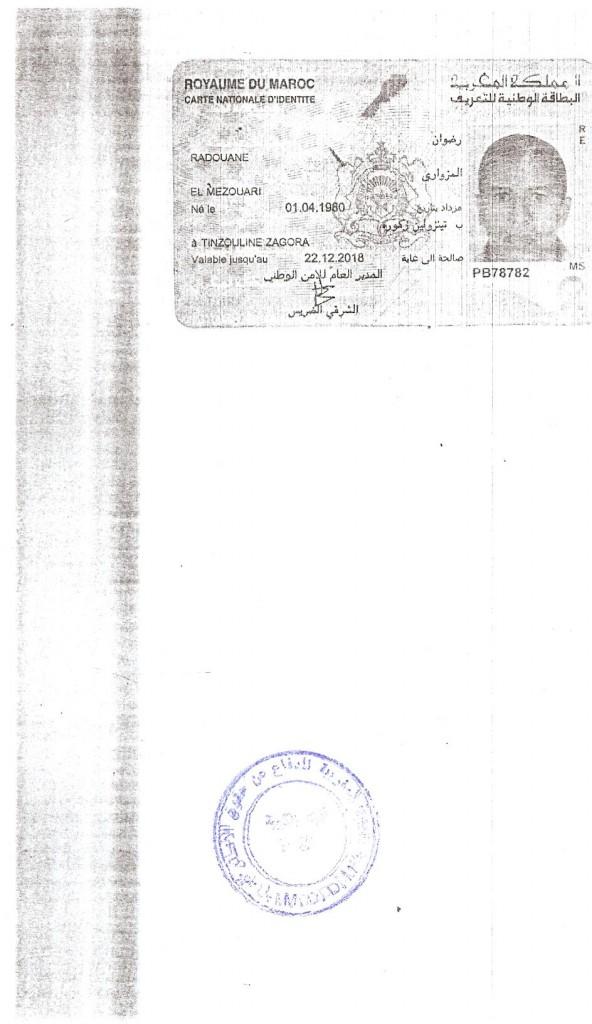 العصبة المغربية للدفاع عن حقوق الانسان تطالب بوضعية المواطن رضوان المزواري