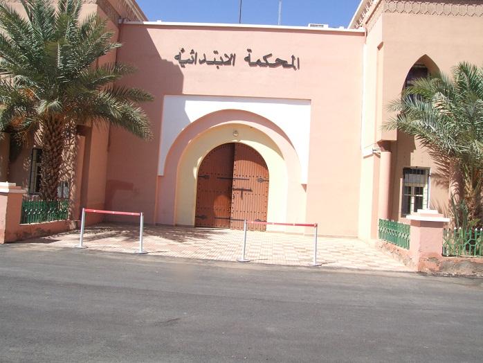 الافراج عن 12 شخصا  في حالة التلبس من بين 16 متهما بينهم 3 قاصرين بإعداد وكر للدعارة والسكر العلني وإزعاج الساكنة !!