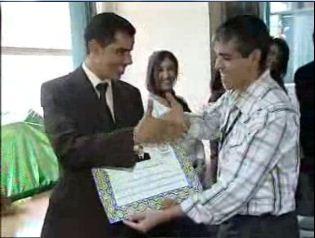 تكريم عبد الرحمان ناجي – الإعلامي بالقناة الأولى