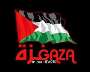 Gazza in  our hearts