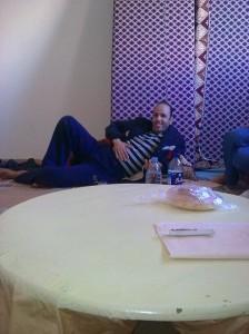 صورة ع.الدويش قبل اعتقاله