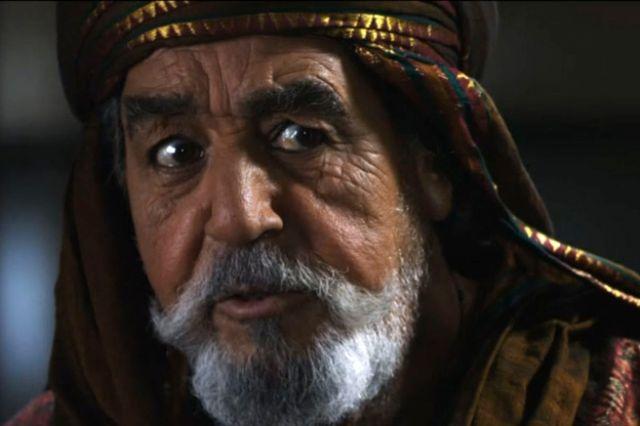 تكريم الفنان محمد حسن الجندي في الملتقى الدولي للفيلم عبر الصحراء بزاكورة