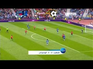 أهداف مباراة المغرب الهندوراس 2-2 (HD)