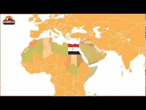 عاجل: فيديو يظهر المغرب محروما من صحرائه لمرشح الرئاسة المصرية