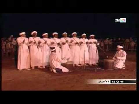 موسم سيدي ناجي بامحاميد الغزلان إقليم زاكورة 2M