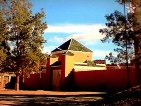 مكتبة الزاوية الناصرية بتمكروت جنوب زاكورة كنز علمي وديني منسي في الصحراء
