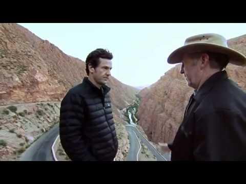 أخطر سائق بأخطر طريق بالمغرب