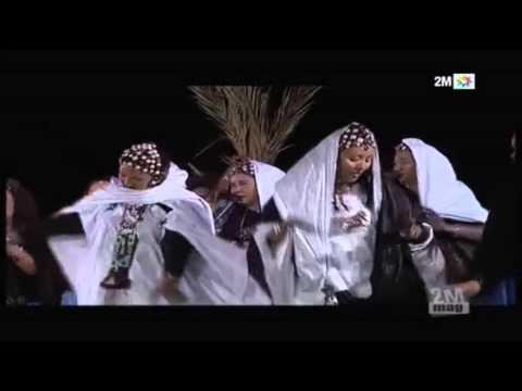 """2M mag : مهرجان """"تراكالت"""" بامحاميد الغزلان"""
