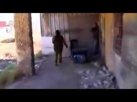 هلع وبكاء الجنود الصهاينة من صواريخ القسام
