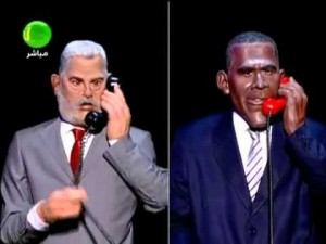 بن كيران يطمئن على اوباما