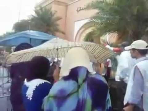 كلمة رئيس فرع زاكورة للجمعية الوطنية 2012_09_24