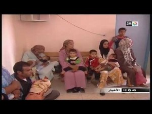 المركز الصحي سكورة: معاناة النساء الحوامل