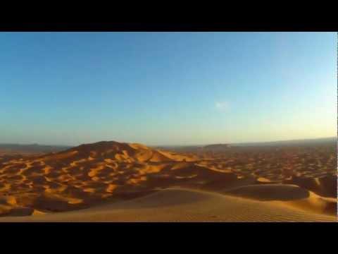 جولة في صحرائنا الساحرة (نحو عرق شبي بمرزوكة)