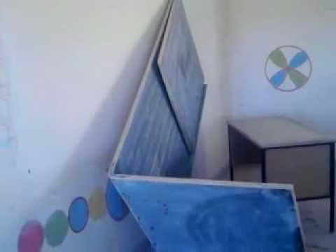 حالة كارثية لمدرسة زاوية الفتح اولاد الحاج بزاكورة