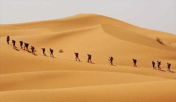 ماراطون الرمال بزاكورة