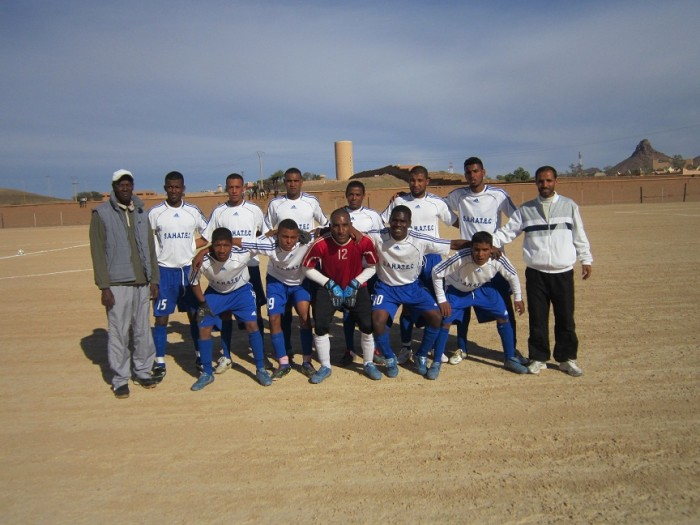 equipe-football-ittihad-zagora