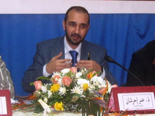 """المكتب التنفيذي للرابطة المغربية للشباب ينظم الحلقة الرابعة من البرنامج الوطني الشهري """"حوار الشباب"""""""