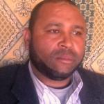 عبد الرحمان أيت قاسي . فاعل جمعوي بالمنطقة .