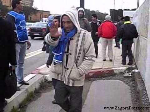 منع أطر مجموعة الإدماج الفوري أمام باب السفراء