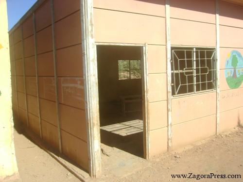 وحدة بني امحمد التابعة لمجموعة مدارس ثلاث الأمل  مدرسة معتقلة  تنادي بإفراج