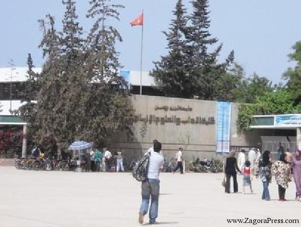 قوات الامن أخطأت الوجهة واعتقلت طلبة أبرياء بجامعة ابن زهر