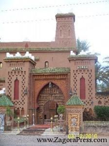 قصر أسماء بزاكورة