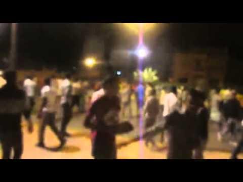 زاكورة: اليوم الثاني من الإحتجاجات بعد دفن الشهيدة رقية العبدلاوي