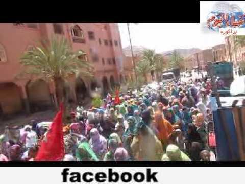 فيديو: زاوية البركة تنتفض على حرمانها من أراضيها السلالية