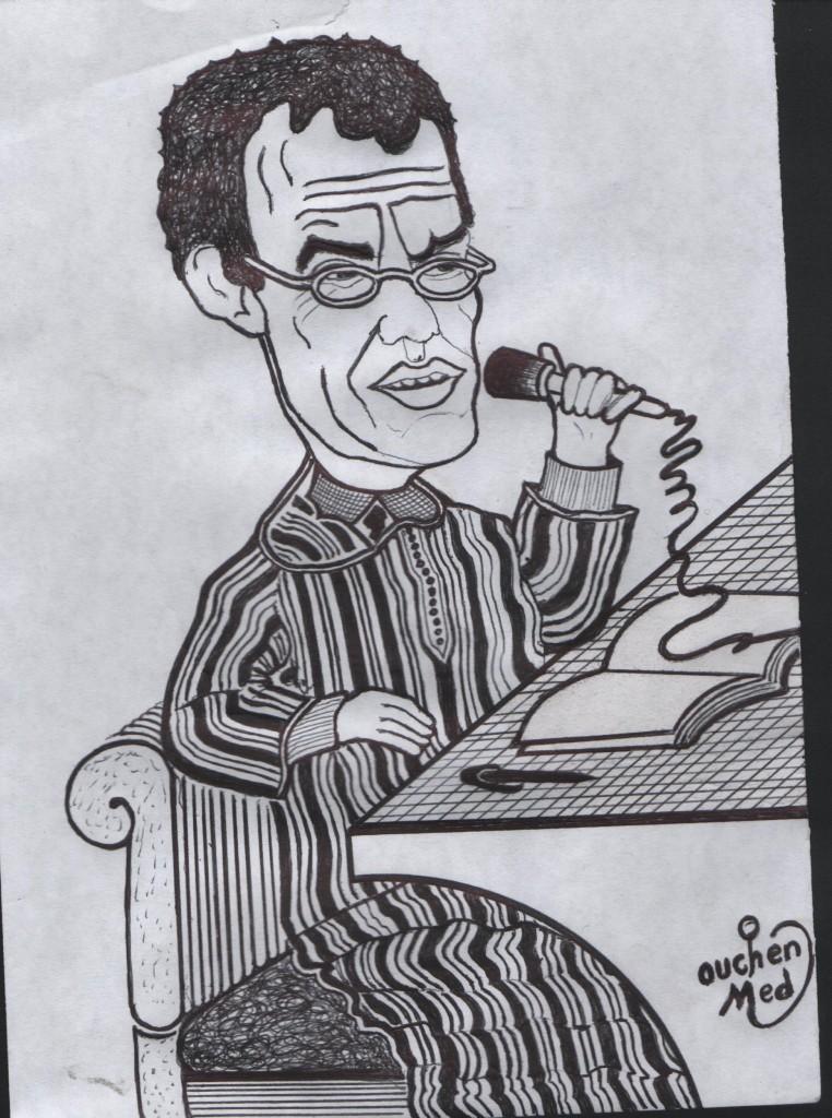 Aghwgmmi: حوار فكاهي مع المناضلين الأمازيغيين