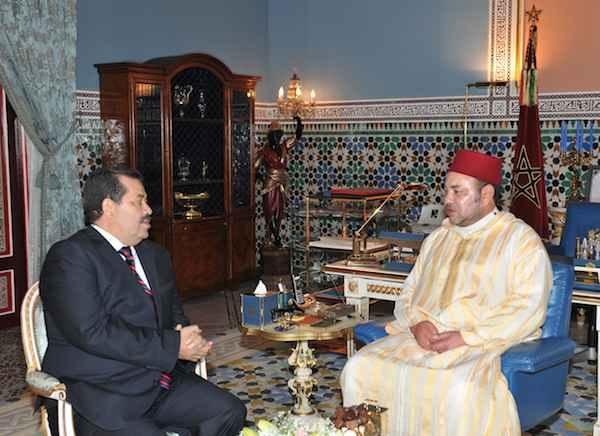 جلالة الملك يؤكد على بقاء الوزراء الاستقلاليين في الحكومة