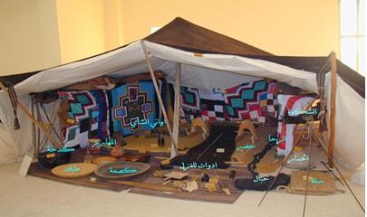 الخيمة منبع الثقافة الحسانية – الزهرة احمكات