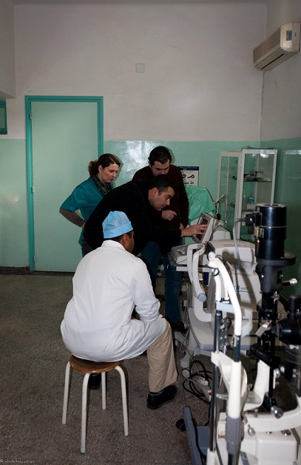 تنظيم قافلة طبية لفائدة ساكنة إقليم تنغير ما بين 12 و17 يونيو الجاري