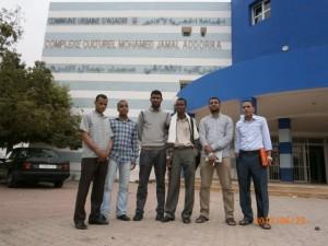 image des membres du bureau