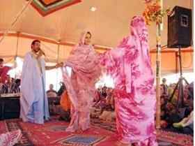 طقوس العرس الصحراوي – Soukaina ADIB