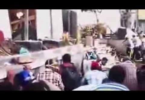 مصر : رصاص حي…. قتل ودهس