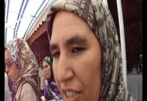 تصريح فاعلة جمعوية من زاكورة  بمناسبة الندوة الجهوية النسائية بتارودانت