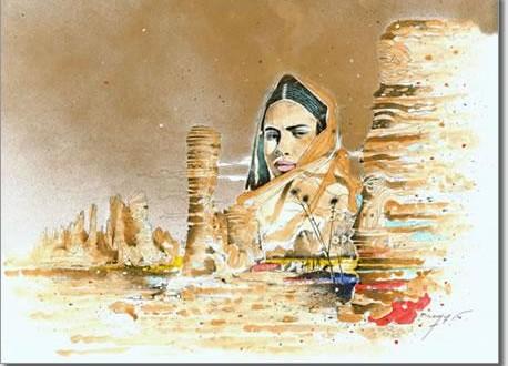 femme-amazigh