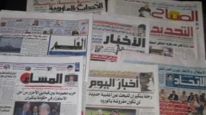 maroc-journaux