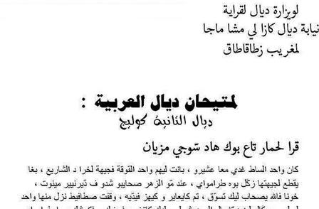 العربية الفصحى والعربية الدارجة .. النقاش المثير للجدل