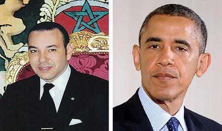 الملك أوباما
