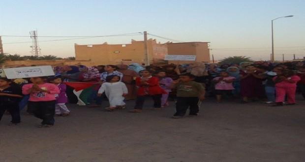 """تاكونيت: تطور الإجتجاجات النسوية المطالبة ب""""تيسير"""""""