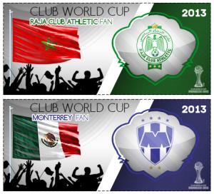 الرجاء الرياضي - المغرب مونتيري - المكسيك