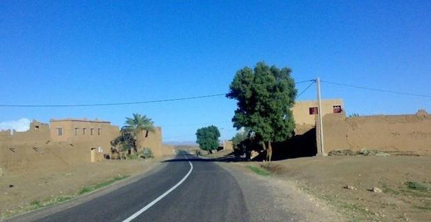 قبيلة زاوية الفكوس بزاكورة تطالب بحقها في أراضي الجموع