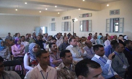 المنتدى الثالث للمواطن حول أراضي الجموع  بالجنوب الشرقي بإقليم ميدلت
