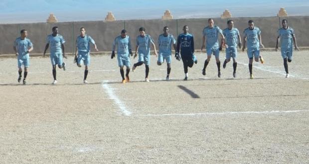 فريق الإتحاد الرياضي لزاكورة يحقق الأهم