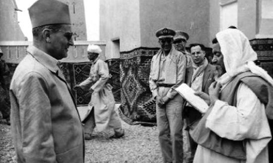 الذكرى ال56 لزيارة جلالة المغفور له محمد الخامس لمحاميد الغزلان