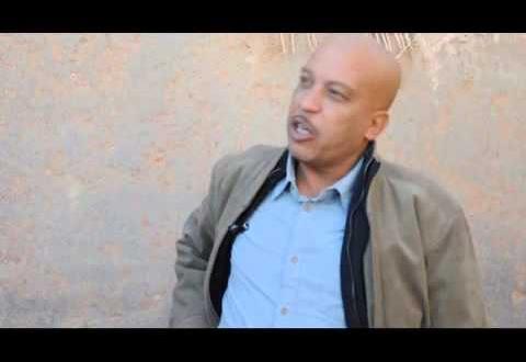 """تصوير الفيلم المغربي """" دلاس """" للمخرج علي مجبود بورزازات"""