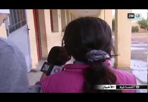 بالفيديو: معلم يتحرش جنسيا بتلميذاته